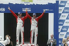 WRC - Video: Citroen: Freudentr�nen in Finnland