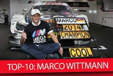 DTM - Video: MSM TV: Top-10 Momente von BMW DTM-Pilot Marco Wittmann