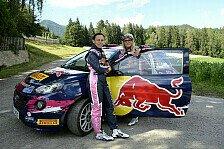 Mehr Rallyes - Tamara Molinaro: Newcomer im Rallyesport
