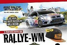 ADAC Rallye Deutschland - Offizielle Fan-Artikel sind begehrte Sammlerstücke