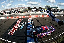 NASCAR - Bilder: Cheez-It 355 at The Glen - 22. Lauf