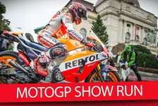 MotoGP - Video: MSM TV: Show Run in Graz mit Bradl, Cortese, Marquez & Co