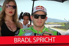 MotoGP - Video: MSM TV: Stefan Bradl & Sandro Cortese im Interview