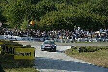 ADAC Rallye Deutschland - Sicherheit steht an erster Stelle