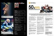 Formel 1 - Editorial: 50 Ausgaben, 50 Mal Spektakel