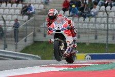 MotoGP - FP4 Spielberg: Ducati deklassiert die Konkurrenz