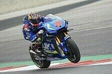 MotoGP - Vinales hadert mit den hohen Temperaturen