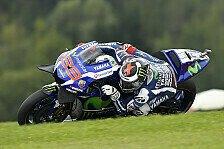 MotoGP - Fortschritte bei Lorenzo am Red Bull Ring