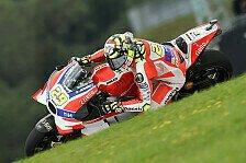 MotoGP - Marquez bei Sturz im Training verletzt