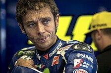 MotoGP - Rossi sauer: Konnten nicht ums Podium kämpfen
