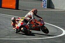 MotoGP - Marquez: Schulter auf Roller wieder eingekugelt