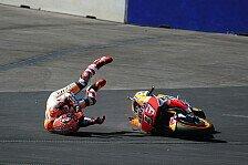 MotoGP - Bilder: Österreich GP - Marquez: Heftiger Sturz in Spielberg