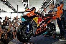 MotoGP - KTM RC16: So sieht das MotoGP-Bike aus