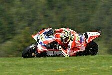 MotoGP - Ganz besonderer Tag für Pole-Setter Iannone