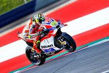 MotoGP - Iannone setzt im Warm-Up Ducati-Dominanz fort