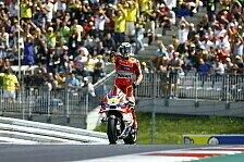 MotoGP - Sieg am Red Bull Ring! Iannone erlöst Ducati