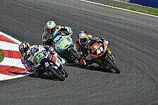 Rennbericht zum Moto3-Rennen in Motegi Japan: Bastianini schlägt Binder