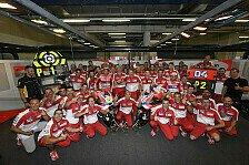 MotoGP - Kein Freudentaumel: Ducati will nun WM-Titel