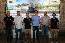 ADAC Rallye Deutschland - Pressegespräch zur ADAC Rallye Deutschland