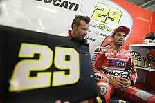 Andrea Iannone verletzt: Aus nach Misano-Crash wegen Wirbelbruch