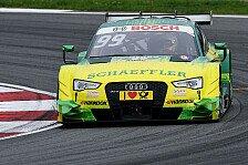 Das Audi-Team Phoenix erlebt vor dem DTM-Heimspiel am Nürburgring eine Krise