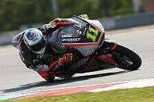 Sandro Cortese: 200 Starts in der Motorrad-WM, Lorenzo-Rekord gebrochen