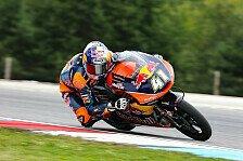 Moto3 - Brad Binder holt Misano-Pole in letzter Sekunde