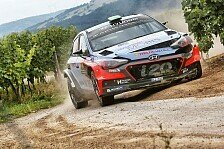WRC - Video: Tag 1 in Deutschland für Hyundai: Paddon auf Abwegen