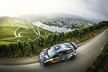 WRC - Video: Rallye Deutschland: Alle Highlights!