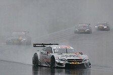DTM - Wickens dominiert im Regen von Moskau