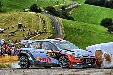 WRC - Vom Podium zum Vertrag: Sordo bleibt bei Hyundai