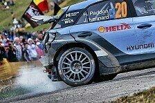 WRC - Video: Enger Kampf ums Podium zwischen Sordo und Neuville