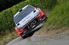 WRC - Video: Rallye Deutschland: Hyundai sorgt für Spannung bis zum Schluss