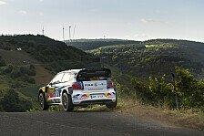 WRC - Video: VW: Sieg zum Abschied von Jost Capito