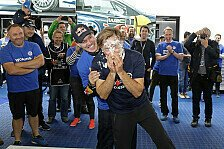 WRC - Capito nimmt humorvoll Abschied von der WRC