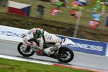 Moto3-Qualifying in Großbritannien: Zahlreiche Stürze, Pole für Bagnaia