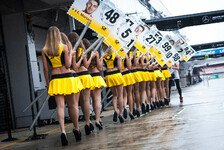 DTM - Bilder: Moskau - Grid Girls