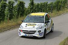 ADAC Opel Rallye Cup - Riesiges Interesse an der ADAC Opel Rallye Academy