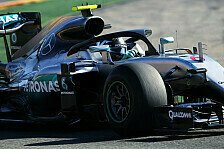 Formel 1 - Bilder: Belgien GP - Halo-Test in Spa
