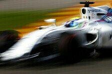 Felipe Massa weg: Die Williams-Kandidaten für 2017
