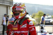 GP3 - Bilder: Spa-Francorchamps - 11. & 12. Lauf