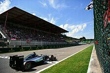 Formel 1 - Reifen-Poker in Spa: Favoritencheck: Rosberg vor kniffligem Elfmeter