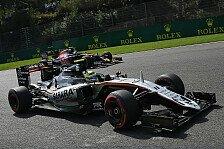 Formel 1 - Perez verrät das Force-India-Geheimnis