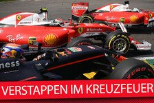 Formel 1 - Video: MSM TV: Mad Max? Verstappen im Kreuzfeuer