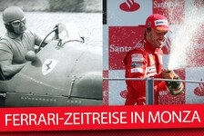 Formel 1 - Video: Zeitreise: Best of Ferrari in Monza