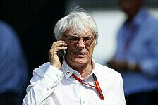 Formel 1 - Trotz Übernahme: Ecclestone bleibt F1-Boss