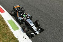 Formel 1 - Hülkenberg vermisst in Monza die Harmonie