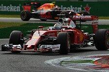 Singapur: Wie konnte Vettel vor Verstappen kommen?