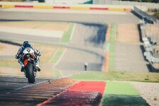 MotoGP - KTM-Tests in Aragon