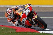 So will es Dani Pedrosa zurück an die MotoGP-Spitze schaffen